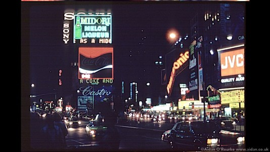 Times Square 1981