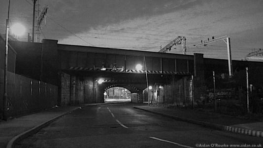 Grey Street Manchester 1998