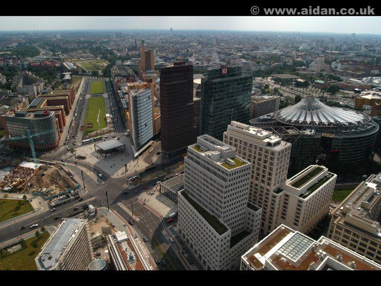Berlin Potsdamer Platz 2004