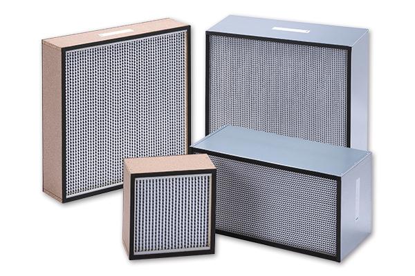 高效及超高效濾網-鋁隔板型