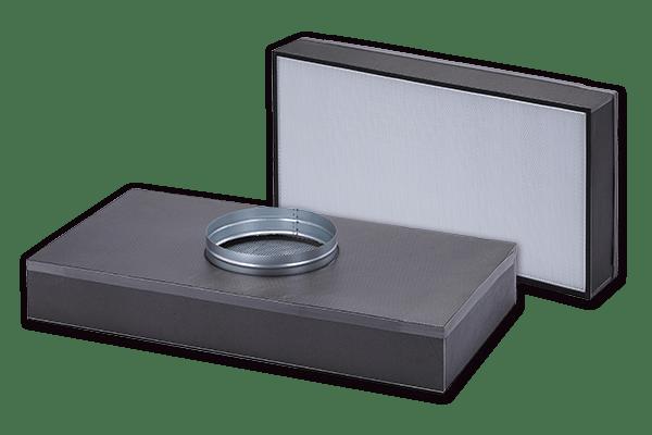 高效及超高效濾網-拋棄型過濾網箱
