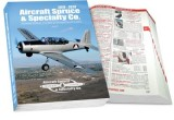 2018 / 2019 AIRCRAFT SPRUCE FULL COLOR PRINT CATALOG