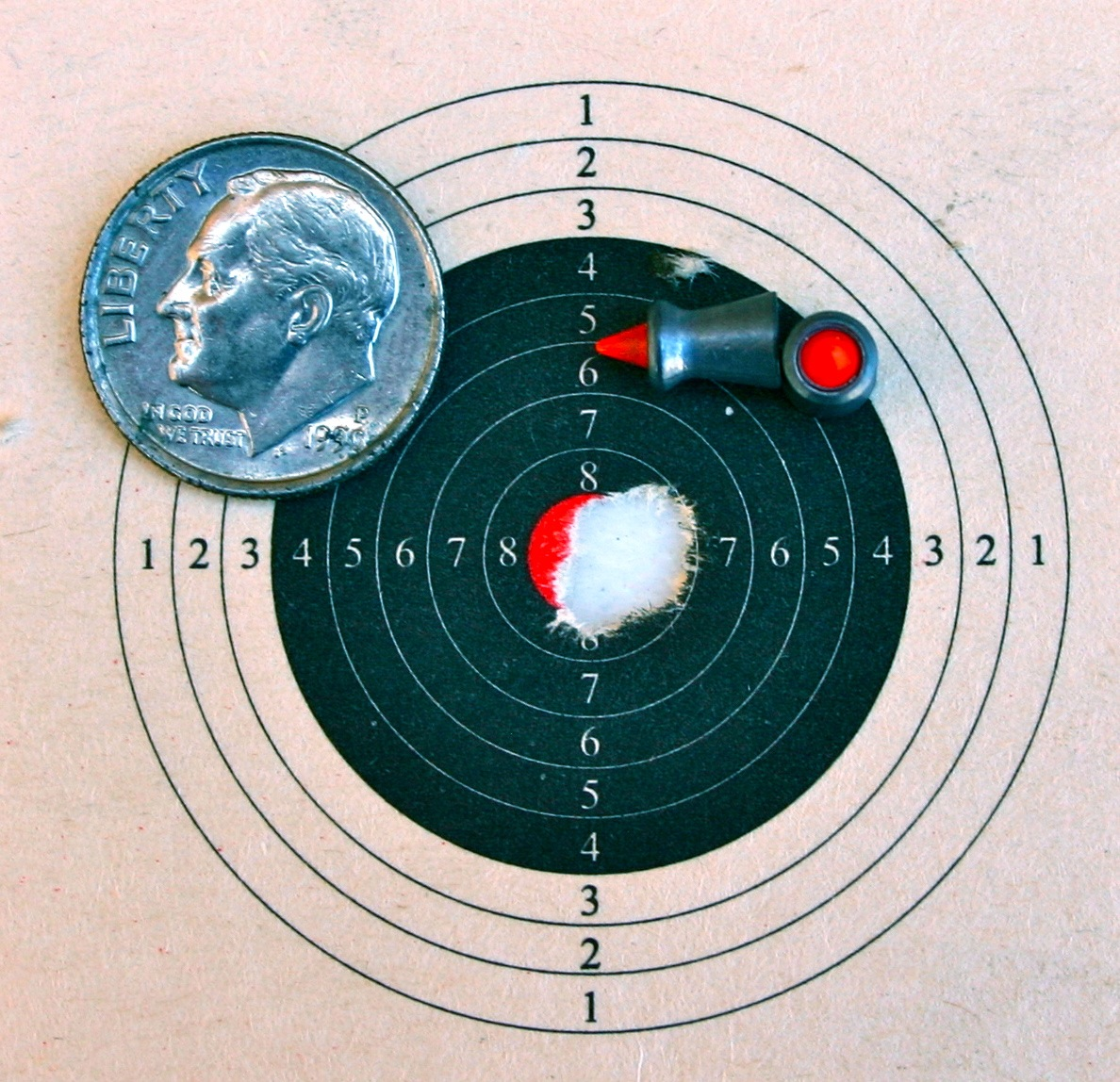 The Whisper Pellet .177 caliber airgun pellet | Gamo USA