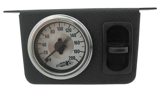 Gauges and Switches