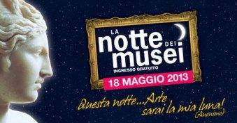 Notte dei Musei 2013