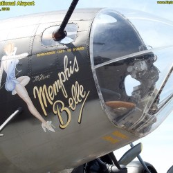 B 17 Flying Fortress Memphis Belle Airplanes and Rockets