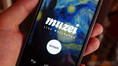 Muzei Live Wallpaper update brings Lollipop enhancements and an AW watchface - AIVAnet
