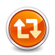 button orange refresh