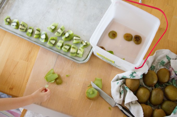 Food Staples: Economical Frozen Fruit