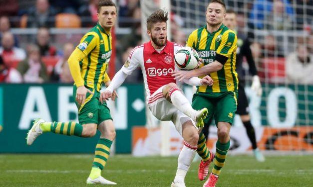 LIVE! // ADO – Ajax 0-2 (afgelopen)