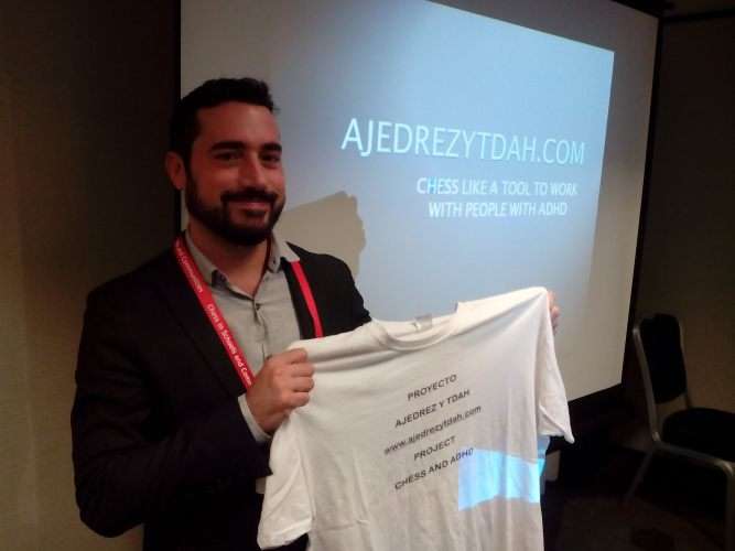 (2015) ajedrezytdah.com, premiado en London Chess Conference