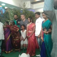 Ajith at Suresh Chandra Daughter Reception Video