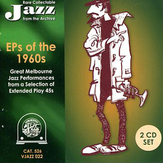 022 EPs Of The 1960s (2 CD Set) VJAZZ 022 – RCJ 526