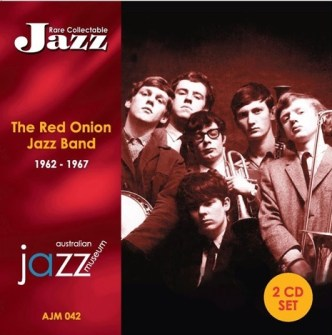 042 The Red Onion Jazz Band : 1962 – 1967 (2CD Set) AJM 042