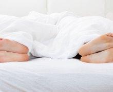 Schlafposition Charakter