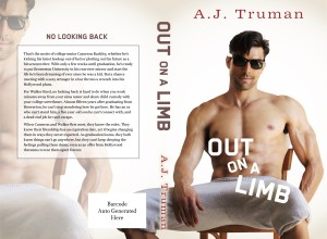out on a limb paperback cover