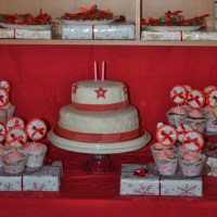 Rianna's Second Birthday/ The Dessert Table + Foods