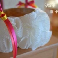 Finnish Easter Tradition (Pääsiäinen)