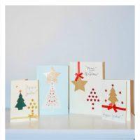 DIY / Handmade Christmas Cards /Joulukortit