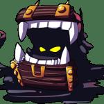 Mimic! Beware of random treasure chests!