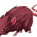 Ritz is a nimble rat with a remarkable ability for raiding kitchens!