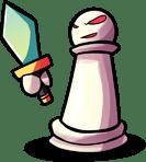 White Pawn A!