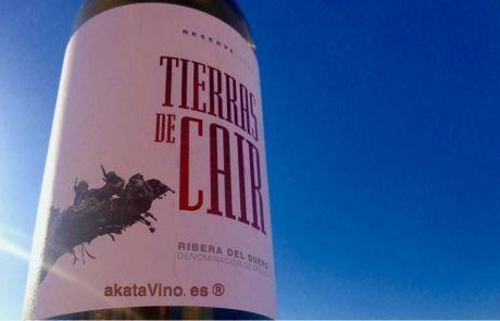 Vino Tierra de Cair Reserva 2009 Guía de Vinos Xtreme © akataVino.es 1