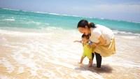 沖縄・読谷村にあるフィッシャーマンズウォーフの海