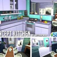 Concept Küche