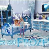 Frozen Room Set