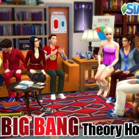 The BIG BANG Theory Haus