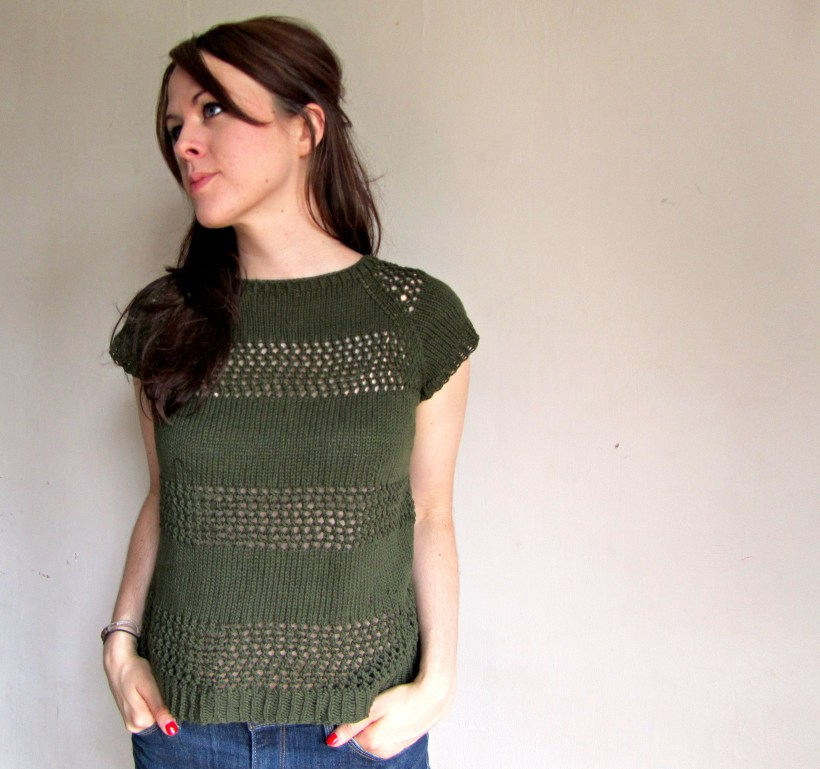 Easy Summer Sweater Knitting Patterns Yoktravels