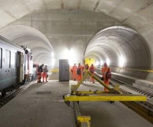 Dünyanın En Uzun ve En Derin Tüneli Açılıyor!
