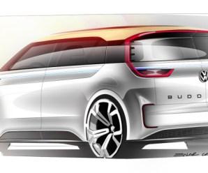 Volkswagen'den BUDD-e Konsept Araba