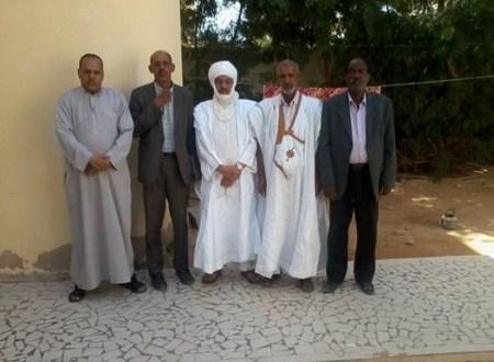 لقاء تواصلي مع الانصار بموريتانيا 1