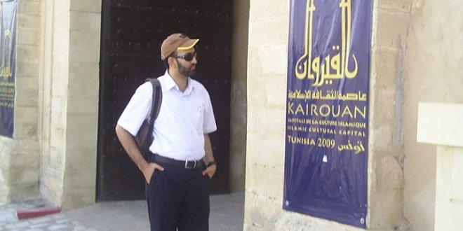 الاستاذ مصطفى الأنصاري (أبو سهيل) أستاذا محاضراً في جامعة الإمام، في قسم الإعلام و الإتصال المملكة العربية السعودية