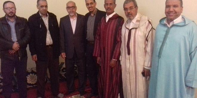 """زيارات تواصلية """" الدكتور ناجي محمد الامام  الانصاري """""""