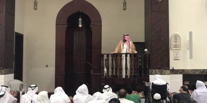 افتتاح جامع الشيخ محمد بن احمد الانصاري بمنطقة العزيزية (الدوحة) بدولة قطر