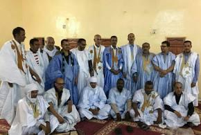 """الانصار اديبسات يؤسسون """"رابطة الانصار البصاديين """"بالجمهورية الاسلامية الموريتانية"""