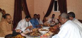 النقيب الدكتور محمد المصطفى ولد ابراهيم التاقاطي الانصاري مديرا عاما لمركز الاستطباب فى تجكجه بولاية تكانت موريتانيا