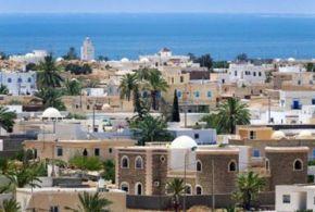 """جزيرة جربة التونسية """"جزيرة المساجد والأحلام"""" و دخول الاسلام اليها سنة 47 هجرية على يد الصحابي الجليل سيدنا رويفع بن ثابت الخزرجي الأنصاري رضي الله عنه"""