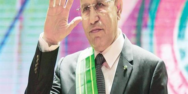 الذكرى التاسعة والخمسين لعيد الاستقلال الوطني للأمة الموريتانية