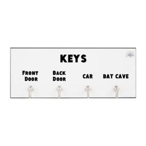 Al Vimh Bat Cave key hanger