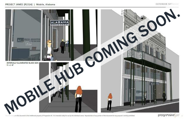 Mobile Hub - Coming Soon