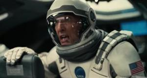 Matthew McConaughey plays an astronaut in 'Interstellar.' Photo courtesy of interstellarmovie.com