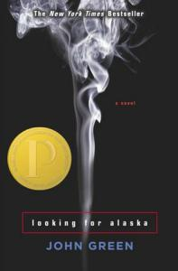 'Looking for Alaska' by the popular author John Green. Photo courtesy of penguin.com