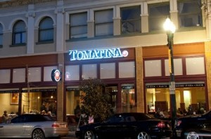Tomatina is a frequent dine and donate location. Photo courtesy of tomatina.com