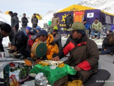 Everest 2015: Blessings on the Mountain