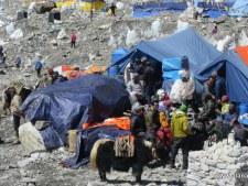 Everest/Lhotse 2016: Tears Right Below the Surface
