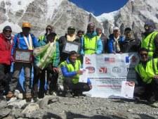 Everest/Lhotse 2016: Sherpa Training for Saftey and Longetivity